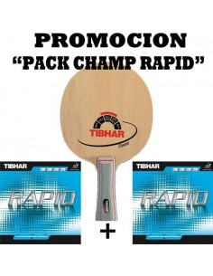 Pack Champ + Rapid