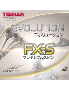 Rubber Tibhar Evolution MX-S