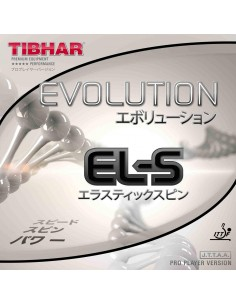 Rubber Tibhar Evolution EL-S