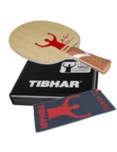 Tibhar Package Limited Edition 25th years Bois Samsonov + Alu Case + Towel