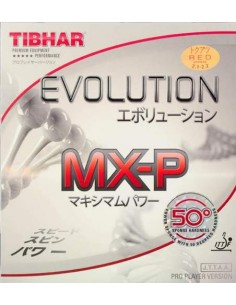 Rubber Tibhar Evolution MX-P 50°
