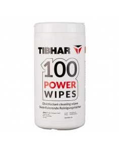 Tibhar Cleaning cloth 100 Power Wipes